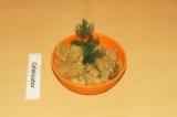 Готовое блюдо: брокколи в а-ля сливочном соусе