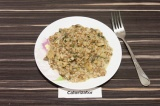 Гречка с вешенками в сметане - как приготовить, рецепт с фото по шагам, калорийность.