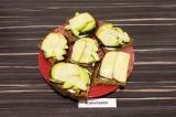 Бутерброды с баклажанами и авокадо