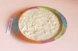 Шаг 7. Вылить тесто в форму.