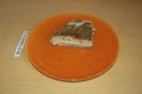 Готовое блюдо: кростата с тофупанакотой