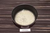 Шаг 1. Рис отварить в подсоленной воде.