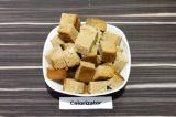 Баклажан с хлебом запеченный на шпажках - как приготовить, рецепт с фото по шагам, калорийность.