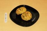 Готовое блюдо: булочки из цветной капусты